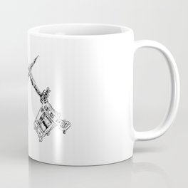 Tattoo Guns Coffee Mug