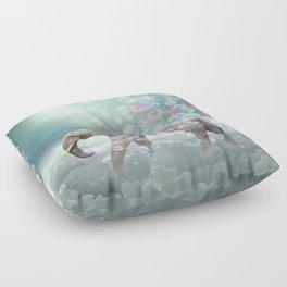 Enjoy the Little Things Floor Pillow