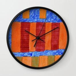 Air Mattresses Wall Clock