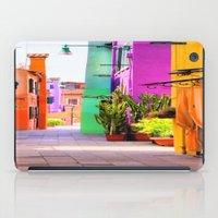 street iPad Cases featuring street by Asano Kitamura