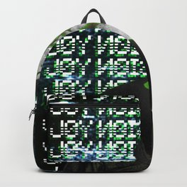 I´ve lost control again Backpack