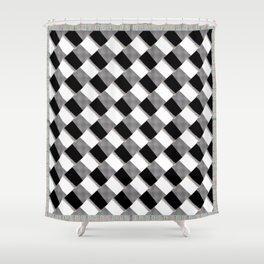 Heleni Harlequini Shower Curtain