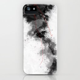 I give everything I own iPhone Case