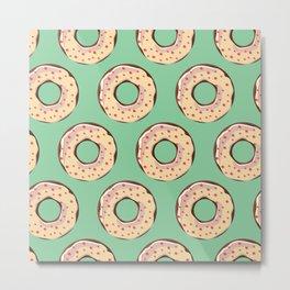 Donuts 005 Metal Print
