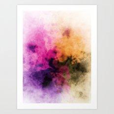 Zero Visibility Rebirth Art Print