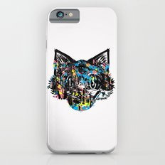 The Creative Cat (color varient) iPhone 6s Slim Case
