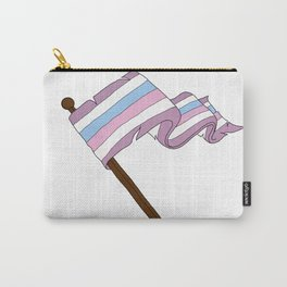 Intersex Pride Flag Carry-All Pouch