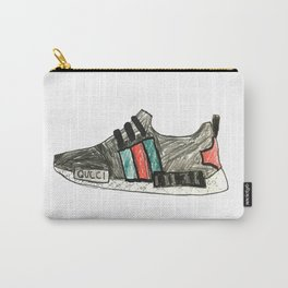 Shoe Sketch 02 Carry-All Pouch