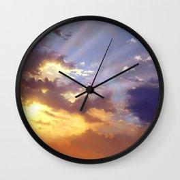 Prologue Wall Clock
