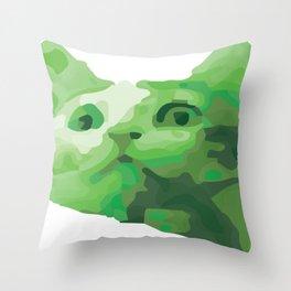 Cat Moments (4) Throw Pillow