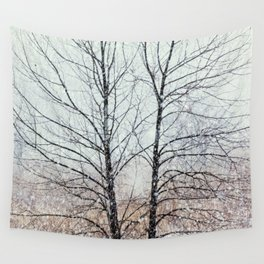 tree abstract Wall Tapestry