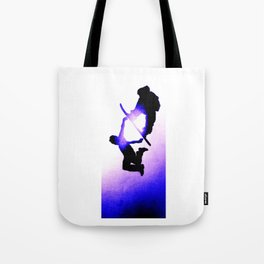 Free Fall II Tote Bag