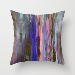 Abstract #2.5 Throw Pillow