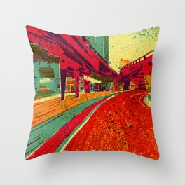 Buy gold - Fortuna Series Throw Pillow