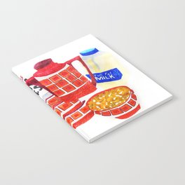 Kelloggs Cornflakes Notebook