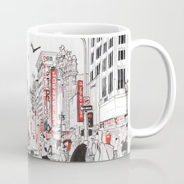 Broadway & 6th Coffee Mug