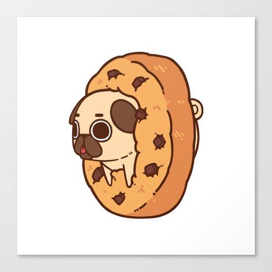 Puglie Cookie Canvas Print