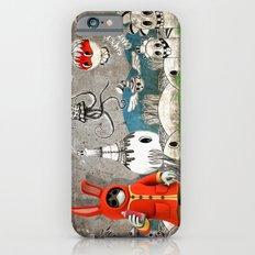 Super Bunny iPhone 6s Slim Case