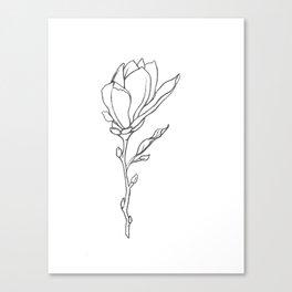 Manolia Canvas Print