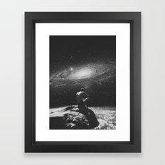 pantheism Framed Art Print