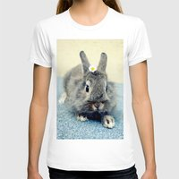 bunny T-shirts featuring Bunny by Falko Follert Art-FF77