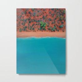 Broome Australian Beaches  Metal Print