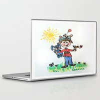 calendars Laptop & iPad Skins featuring :: You Are My Sunshine :: by :: GaleStorm Artworks ::