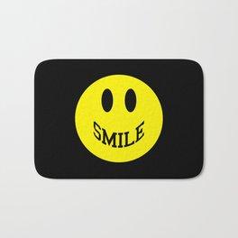 Smile Face 2 Bath Mat