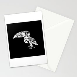 Toucan Le Bird Ecopop Stationery Cards