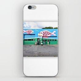 The Garage iPhone Skin