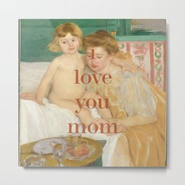 Mother Collection 1 Metal Print