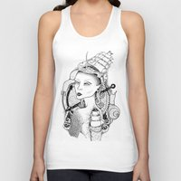 sailor Tank Tops featuring SAILOR by • PASXALY •