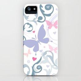 Butterfly Soul iPhone Case