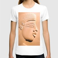 egyptian T-shirts featuring Egyptian Beauty by Brian Raggatt