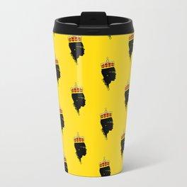 The Maestro - Yellow Travel Mug