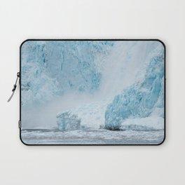 Icy Thunder Laptop Sleeve