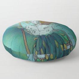 Sanji Fantasy Print Floor Pillow