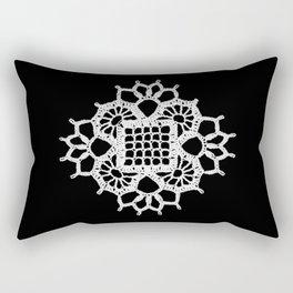 Florentine Doily Rectangular Pillow