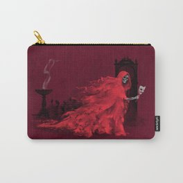 Red Death Carry-All Pouch