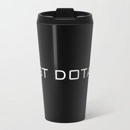 Just Do ta It Travel Mug