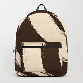 Brush Strokes V2 Backpack