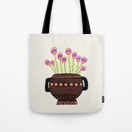 Floral vibes VIII Tote Bag