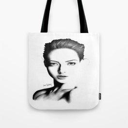 Portrait I Tote Bag