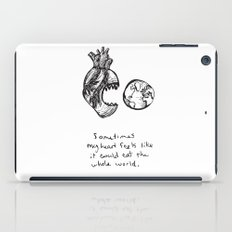 for the heart-hungry iPad Case