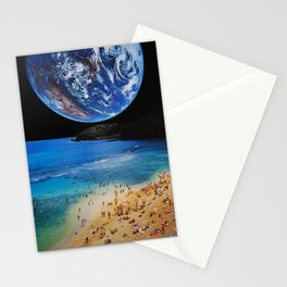 Beach Party 2014 Stationery Cards