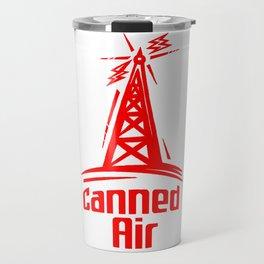 Show Logo Red Travel Mug
