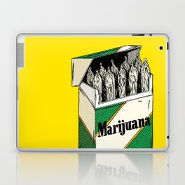 Mainstream Marijuana Laptop & iPad Skin