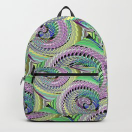 Colorful Decorative Buns #3 Backpack