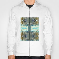 NYC in patterns Hoody