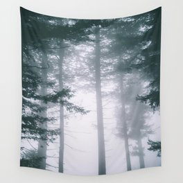 Moody Forest II Wall Tapestry
